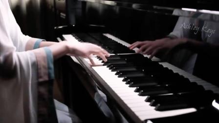 钢琴演奏《天问》山河令大热主题曲,超棒的弹奏!