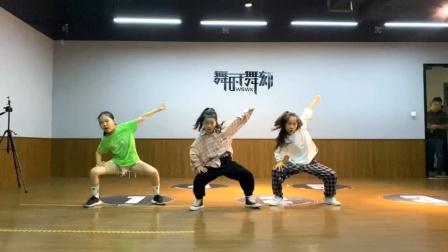 舞时舞刻万宝城校区|少儿urban初级教学|可乐老师|okok团