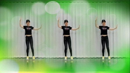 入门广场舞32步《不离不弃一辈子》适合零基础健身,简单易学
