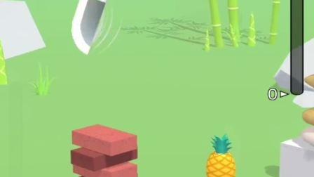 趣味小游戏:少侠好刀法