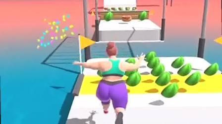 小游戏:这个人太胖了,看到都觉得害怕