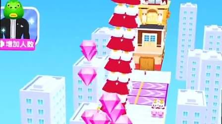 小游戏:圣诞老人扛着女王,真的威风极了