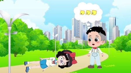 少儿亲子动画:大头想要白雪帮自己实现愿望