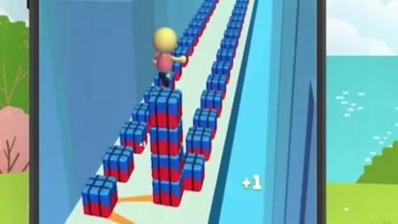 趣味小游戏:你能收集到所有砖块吗?