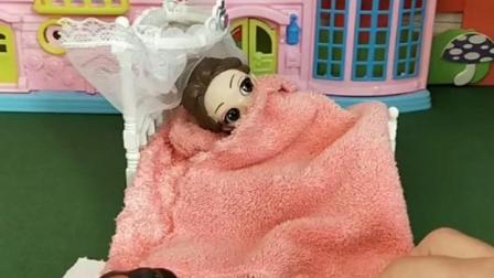 童年乐趣:小朋友们快救救白雪吧,她太可怜了