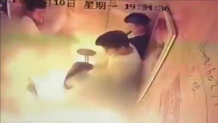 成都电瓶车电梯自燃烧伤女婴再获捐款50万,8根手指关节脱落