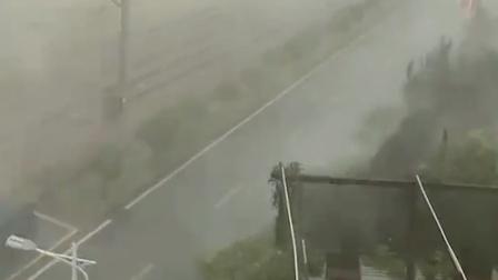 上海市发布暴雨黄色预警,预计最大小时雨强将达到50毫米以上