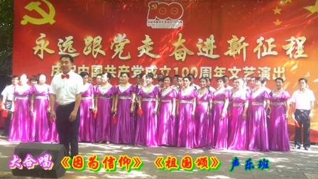 7.文昌市老年大学庆祝中国共产党成立100周年文艺演出