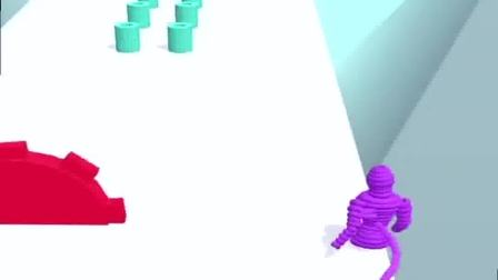 小游戏:毛线人收集毛线,变得更大了