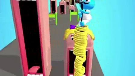 小游戏:一个小厨子,收集更多的材料