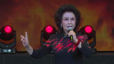 著名豫剧表演艺术家虎美玲75岁演唱《破洪州》久离边庭战马狂选段