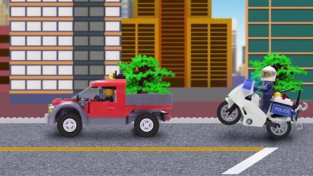 少儿玩具:警察的直升机,好帅啊!