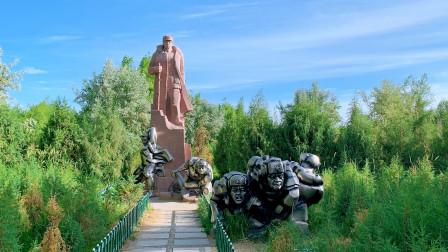 庆祝中国共产党成立100周年 探访格尔木将军楼
