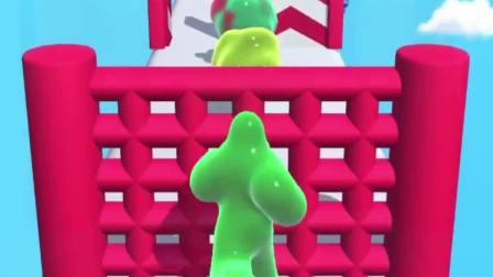 趣味小游戏:怎么只剩一条腿呢?