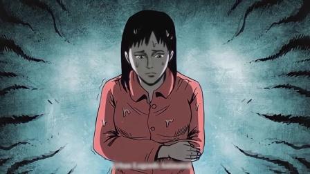 回家的舍友离奇出现在宿舍,看起来阴森吓人,但结局却让人感慨!