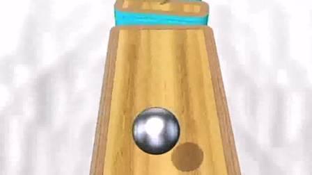 趣味小游戏:小球十分的重,吃掉了很多金币
