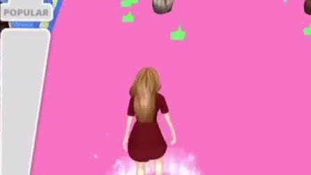 趣味小游戏:小姐姐做出了选择,变得更漂亮