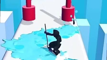 趣味小游戏:死神带着镰刀,收割着生命
