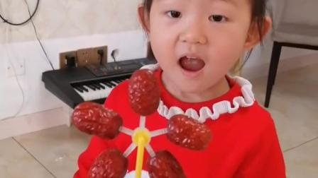 趣味童年:宝贝是最可爱的