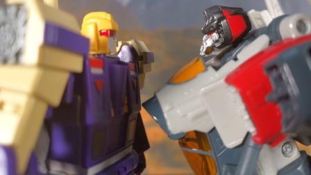 【定格动画】跨时空救援!哪个闪电更厉害?机械师闪电定格动画