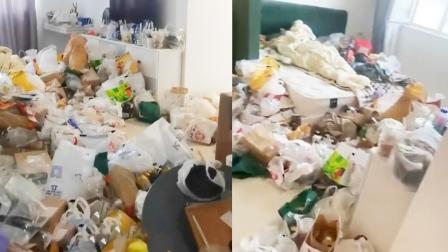 河北一00后女租客失联留满屋外卖盒房东气到无语:已报警
