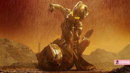 【特利迦-01】特利迦和卡蜜拉在泥地里玩泥巴!