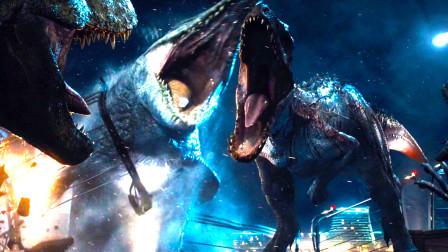 侏罗纪科学家利用蚊子的基因,复活了一整座岛的恐龙,却不料闯了大祸!