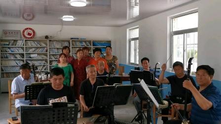 吕歌小合唱:唱支山歌给党听