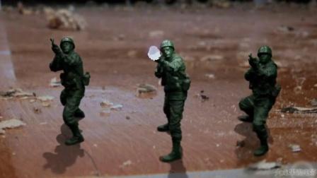 顶级杀手被玩具挑断四肢!用核武杀害!