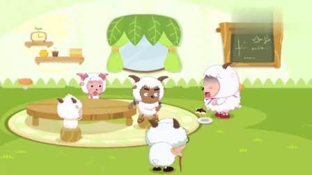 喜羊羊与灰太狼:灰太狼被红太狼欺负,这也太惨了,好心疼他啊
