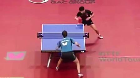 兵乓球:这才是我们熟悉的龙队,马龙奥运会加油!