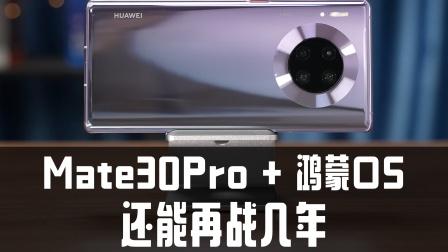 老机升级鸿蒙OS,能变更强吗?Mate30Pro还能再战几年