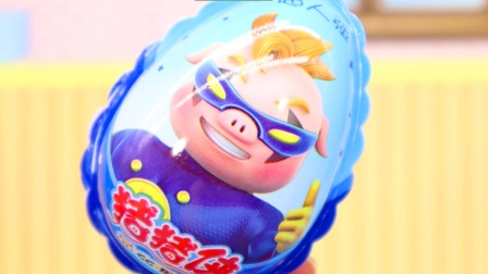 朵拉拆神秘星座蛋,猪猪侠魔幻球