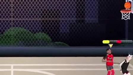 趣味小游戏:来单挑篮球吧兄弟