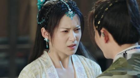 梅世青陆英瑶联手劫狱救出丸子和小宝,梅将军竟然是助攻