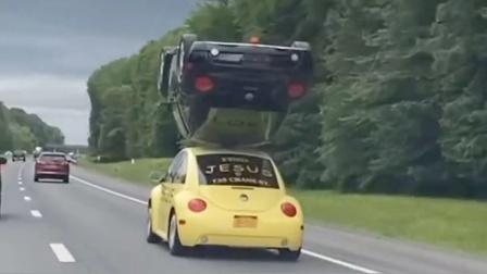 """别人都装备胎 你这是装得""""备车""""吗"""