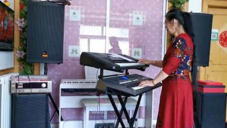 《想念妈妈》双电孑琴演奏2021.7.22.🌷🌷🌷🌷🌷🌷