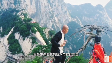 民间李小龙挑战武僧一龙,你有你的金钟罩,我有我的大铁拳