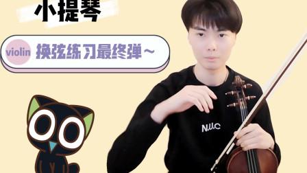 【小提琴】让你轻松搞定换弦!换弦知识大解析最终弹~