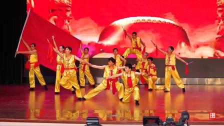 广州市群众百部优秀舞蹈作品展播 112《小刀飞扬》