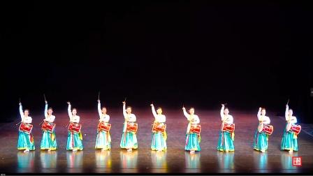 广州市群众百部优秀舞蹈作品展播 115《长鼓舞》