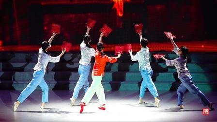 广州市群众百部优秀舞蹈作品展播 117《北风吹》《窗花舞》
