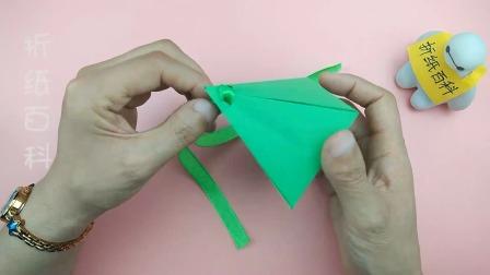 教你折纸可爱的粽子盲盒,里面还可以放小礼物