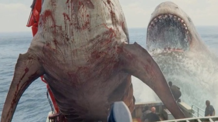 人类捕获200万年前巨鲨,正高兴时,却招来更凶残捕食者!