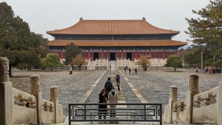 北京明十三陵-长陵