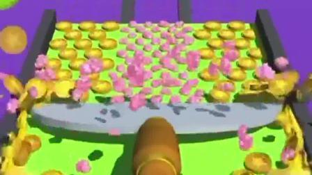小游戏:铲子带着小球,零零散散的
