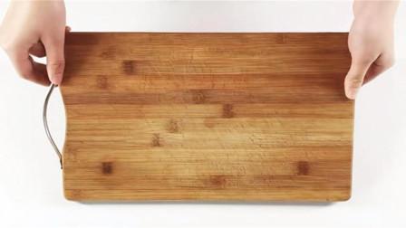 木菜板用久发霉开裂?只需滴几滴,用多久都像新的一样,抓紧试试
