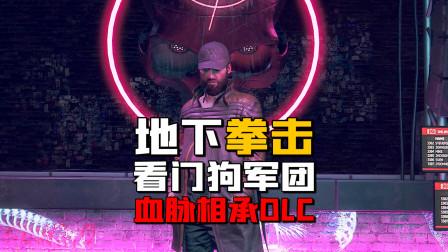【菊长】看门狗军团血脉相承DLC 第四期 地下拳击