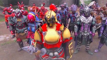 幽冥魔要是有铠甲护体,再加上修罗铠甲,戈尔法还能打败路法吗