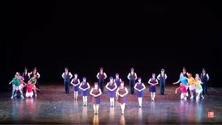 广州市群众百部优秀舞蹈作品展播 070《高铁欢歌》